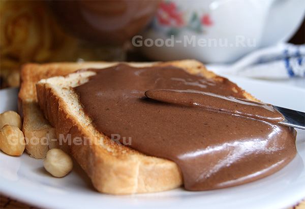 В духовке Кекс шоколадный