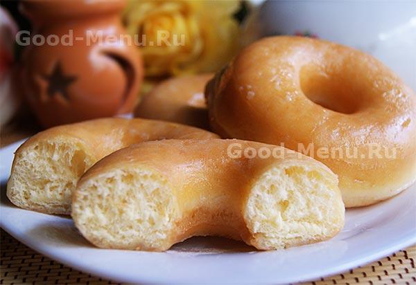 домашние пончики фото рецепт